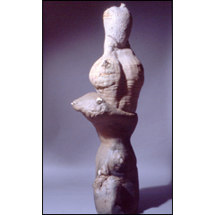 Gravity And Growth - 63x20 inches, 2002 - Stoneware