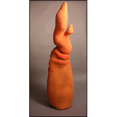 Body and Land - 50x14 inches, 2005
